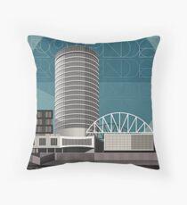Rotunda III Throw Pillow