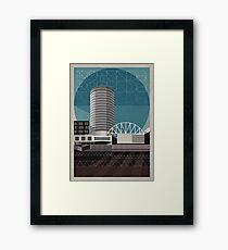 Rotunda III Framed Print