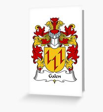Galen Greeting Card