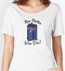 New Doctor Women's Relaxed Fit T-Shirt