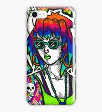 Horns and Tats iPhone Case/Skin