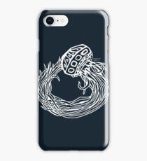 Pirate's Life Jellyfish Illustration iPhone Case/Skin