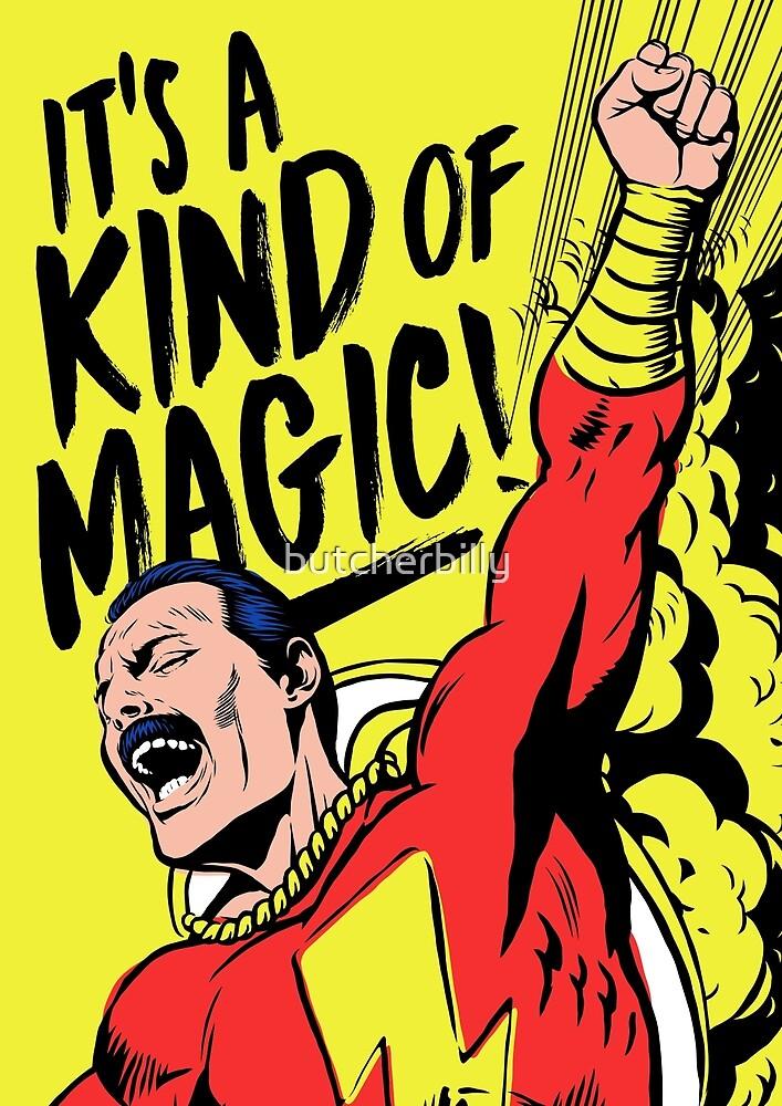 Magic by butcherbilly