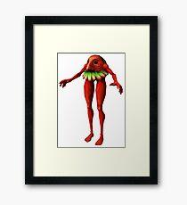 Giant from Legend of Zelda (Majora's Mask) Framed Print