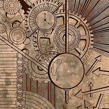 clockwork by Designpoteten