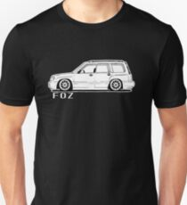 Subaru Forester FOZ Shirt Sticker and More! Unisex T-Shirt