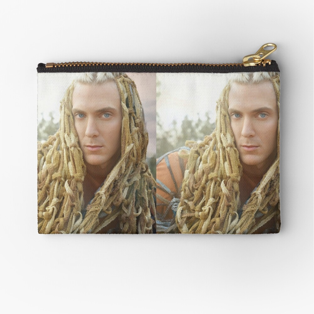 Dying Trophies Zipper Pouch