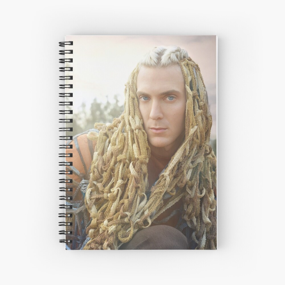 Dying Trophies Spiral Notebook