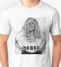 Rebel Wilson Drawing T-Shirt