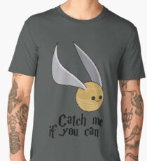 Catch me if you can!  Men's Premium T-Shirt
