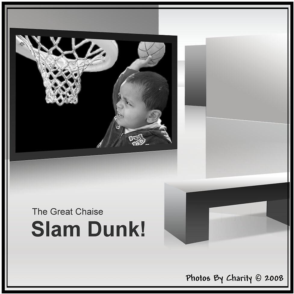 Slam dunk! by MamaCharity