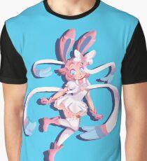 sylveon pokemon fan art Graphic T-Shirt