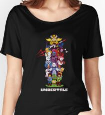 Undertale - Family Women's Relaxed Fit T-Shirt