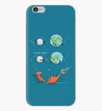 Think fast! iPhone Case