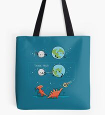 Think fast! Tote Bag