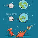 Think fast! by Andres Colmenares