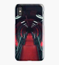 Retro Futurism Atomium iPhone Case/Skin