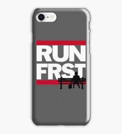 Run forrest, RUN! iPhone Case/Skin