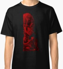 Smoking Skeleton Classic T-Shirt