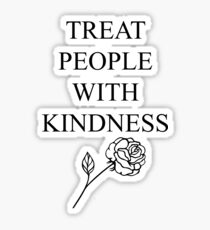 Harry Styles - Treat People With Kindness Sticker