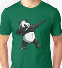 Funny Panda Dab T-Shirt Dabbing Panda Shirt Hip Hop T-Shirt