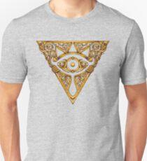 Sheikah Victoriana Legend of Zelda Vintage eye T-Shirt