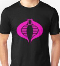 COBRA Insignia (hot pink) Unisex T-Shirt