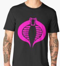 COBRA Insignia (hot pink) Men's Premium T-Shirt
