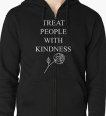 Harry Styles - Treat People With Kindness Zipped Hoodie