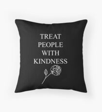 Harry Styles - Treat People With Kindness Throw Pillow