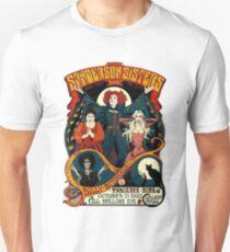 Sanderson Sisters -Tour Poster T-Shirt