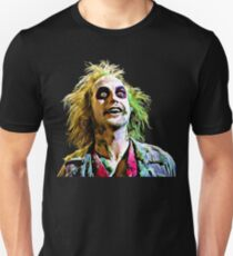 Beetlejuice Art Unisex T-Shirt