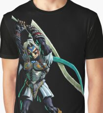 Fierce Deity from Legend of Zelda (Majora's Mask) Graphic T-Shirt