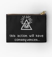 Life Is Strange Before The Storm - Consequences Chloe Version Studio Pouch