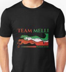 Iran Team Melli World Cup 2018 Unisex T-Shirt