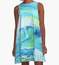 Wave 2.7 A-Line Dress