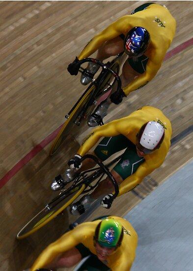 Sprint! by James Godber