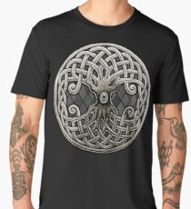 Yggdrasil Celtic Viking World Tree of Life Men's Premium T-Shirt