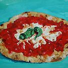 Pizza anyone by Carole Russell