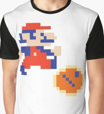 Jumpman (aka Mario) Donkey Kong Classic Arcade Graphic T-Shirt