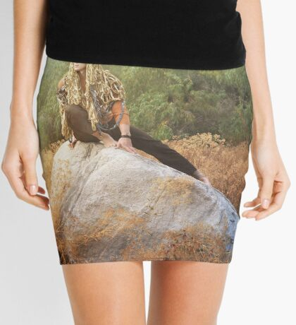 Lost Pride Mini Skirt