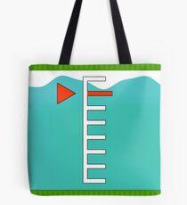 Turquoise Ink Tank   Splatoon Tote Bag