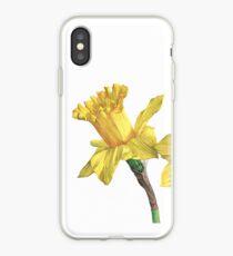 Golden Bonnets iPhone Case