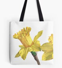 Golden Bonnets Tote Bag