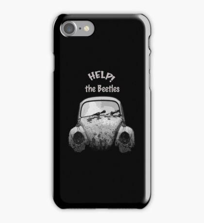 Help! - The Beetles iPhone Case/Skin