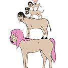 Flesh Horse V3 by GoBicker