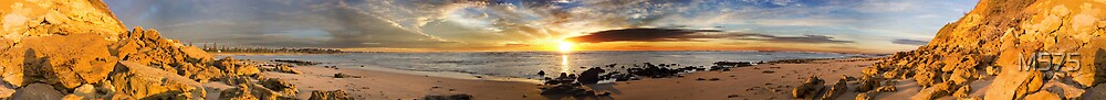 Panoramic Sunrise (Low)  by M575