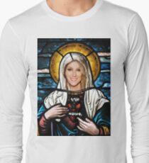 The Saints of Pop Music - Saint Celine Long Sleeve T-Shirt