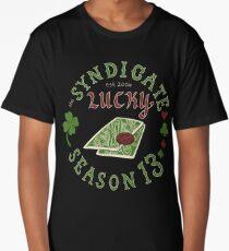 The Syndicate - Lucky Season 13 Long T-Shirt