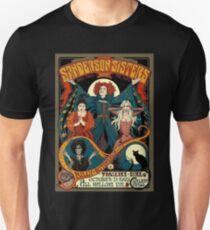sanderson sisters tour poster T-Shirt